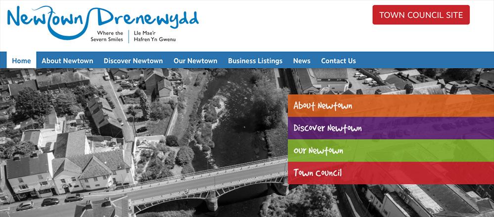 Newtown Official website